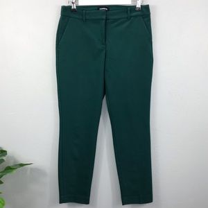 Express Stretch The Columnist Ankle Pant Size 6